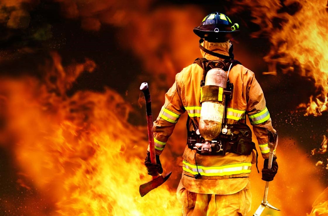 Фон для открытки пожарная охрана, сделать фото