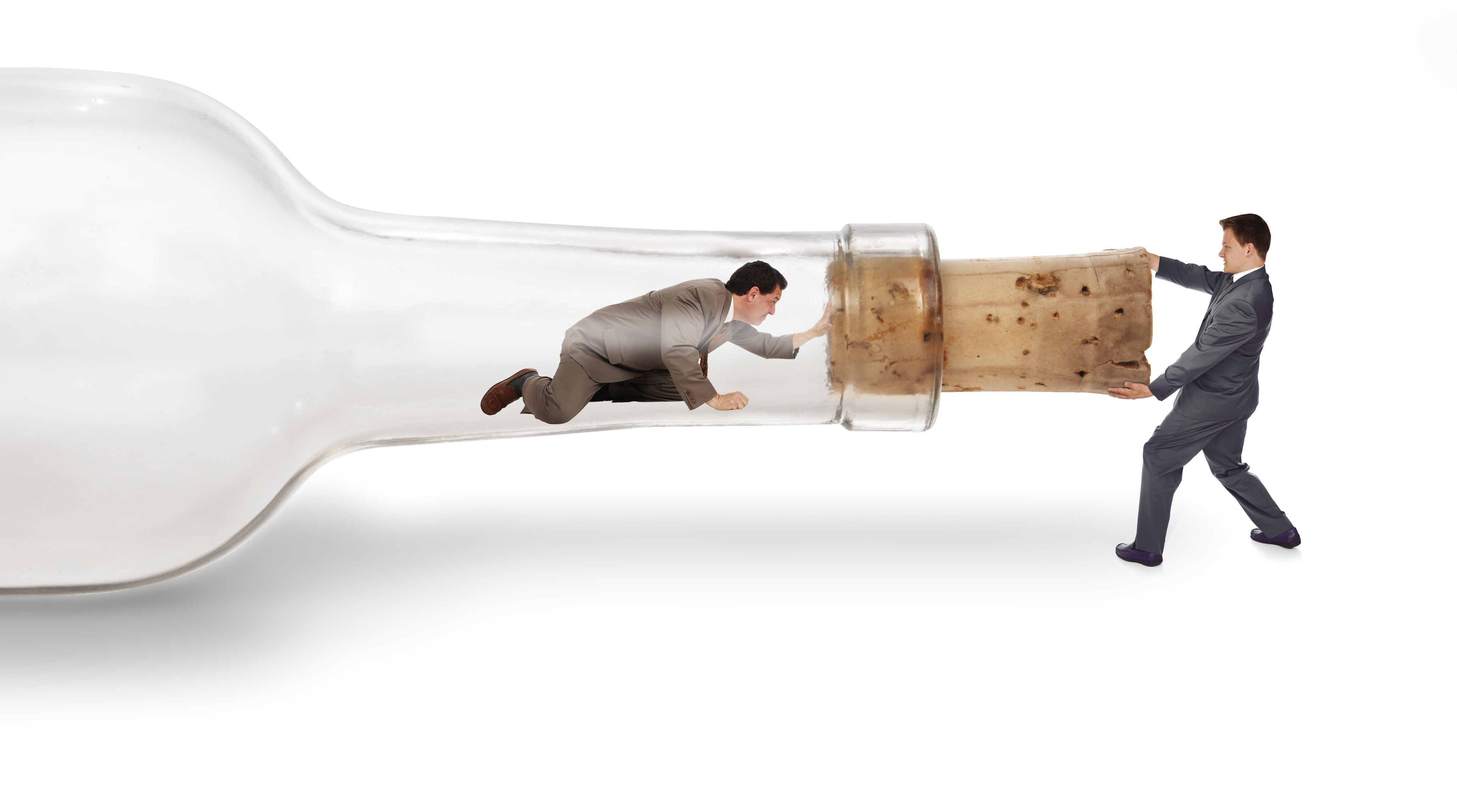 3 WAYS TO UNCORK BOTTLENECKS IN THE ORGANIZATION YOU LEAD