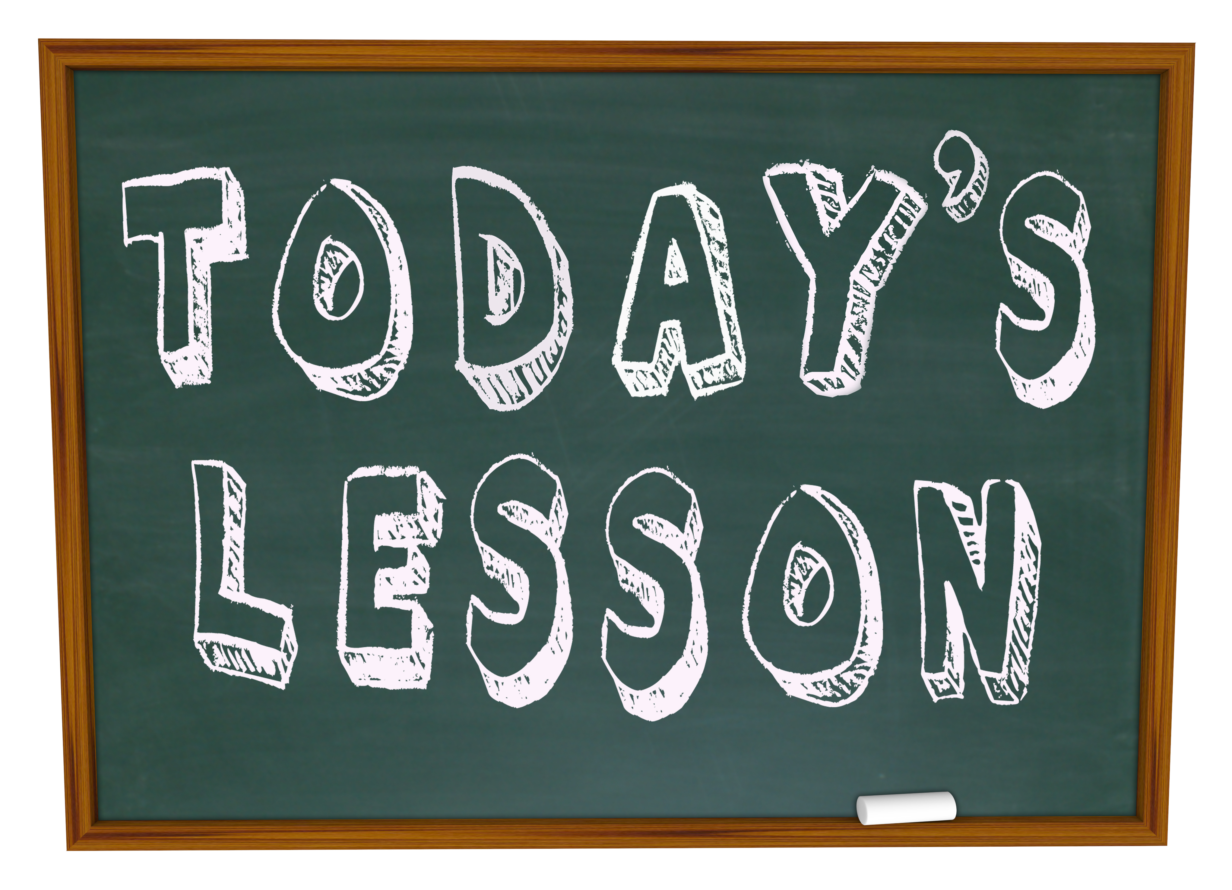 COVID-19 . . . LESSONS LEARNED